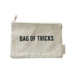 The Sleepy Cottage - Bag of Tricks Makeup Bag