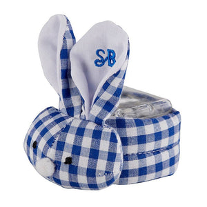Santa Barbara Design Studio by Creative Brands - Blue Gingham Boo-bunnie