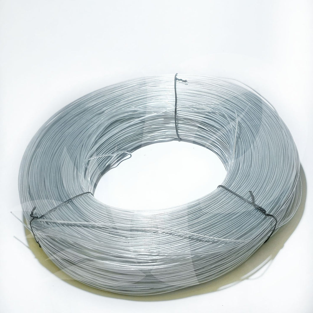 Transparent Coated Wire (Big Coil - Thin) for airplant or Tillandsia accessory