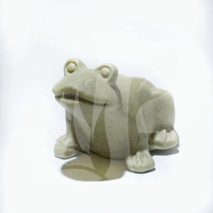 Zen Clay Ornament: Frog Airplant Accessory
