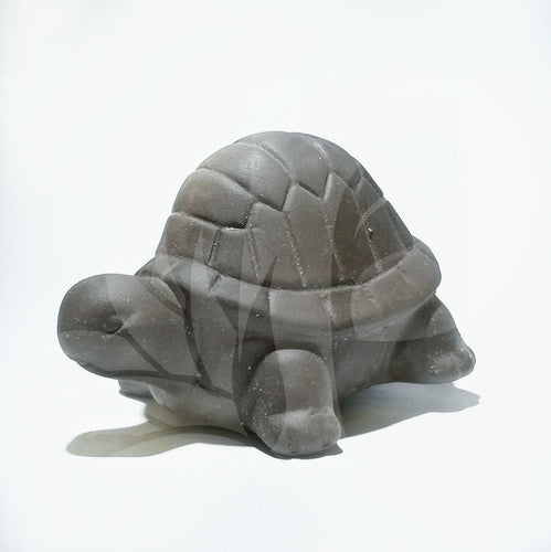 Zen Clay Ornament: Tortoise Airplant Accessory]