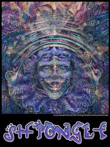 """Are you Shpongled?"" Print"