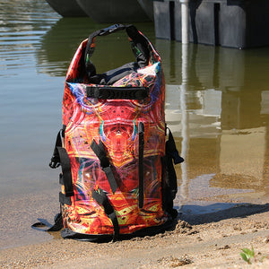 LIMITED EDITION BIRTH OF A SCARAB DRY BAG