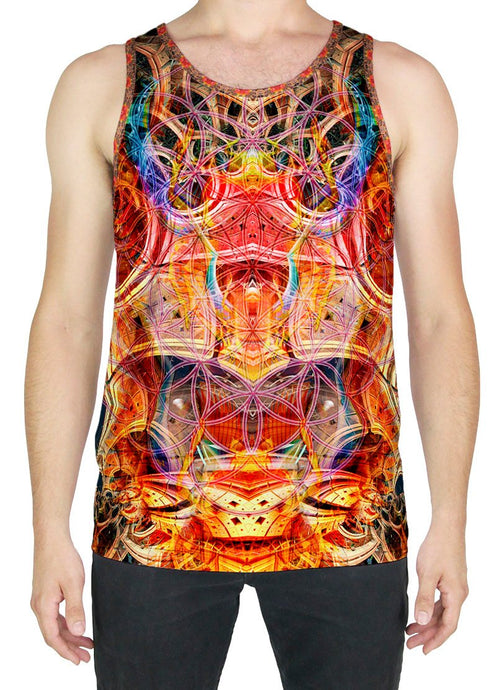 BIRTH OF A SCARAB TANK TOP