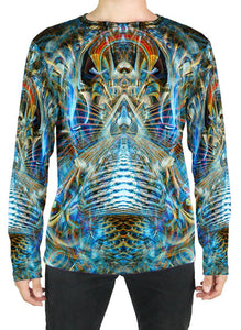 MERE REFLECTION LONG SLEEVE T-SHIRT