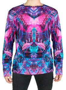 CREATIVE CHAOS LONG SLEEVE T-SHIRT