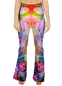 PSYCHEDELIC CIRCUS BELL LEGGINGS