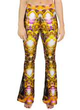 DIAMONDS AND THUNDERBOLTS BELL LEGGINGS