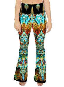 MERCURY IN RETROGRADE BELL LEGGINGS