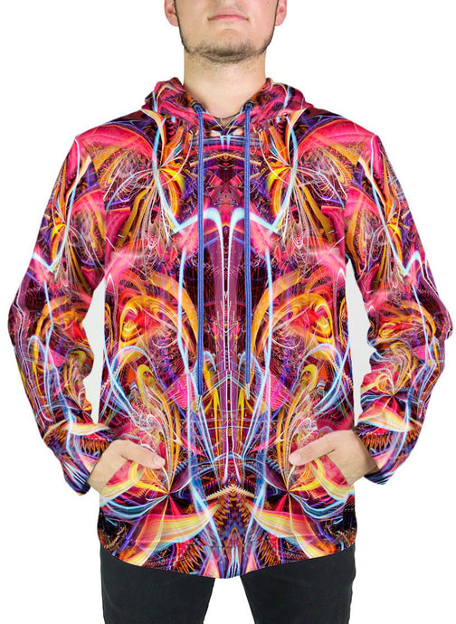 TRIPPING THE LIGHT FANTASTIC HOODIE