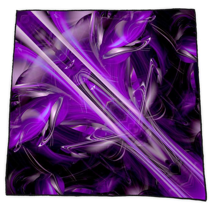 PURPLE ALIEN BANDANA