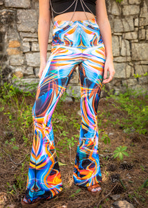 UNIVERSAL ENERGY SHIFT BELL LEGGINGS