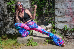 CREATIVE CHAOS BELL LEGGINGS