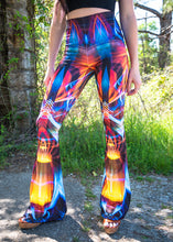 GALACTIC SPHINX BELL LEGGINGS