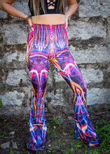 TRIPPING THE LIGHT FANTASTIC BELL LEGGINGS