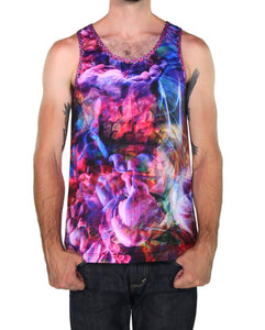 PSYCHEDELIC CIRCUS TANK TOP