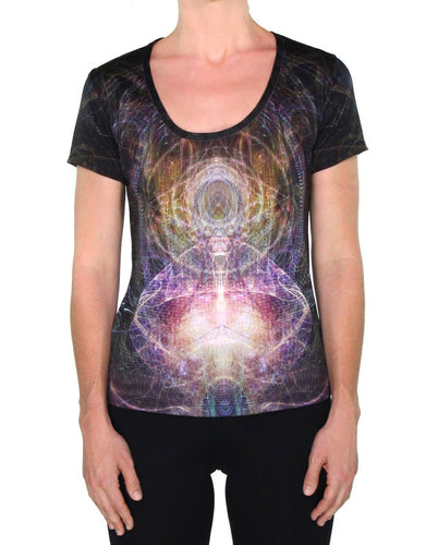 INNERMIND SCOOP NECK T-SHIRT