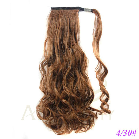 "22"" Long Wavy Hair Extensions"