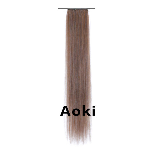 Long Straight 1 Clip Hair Extension