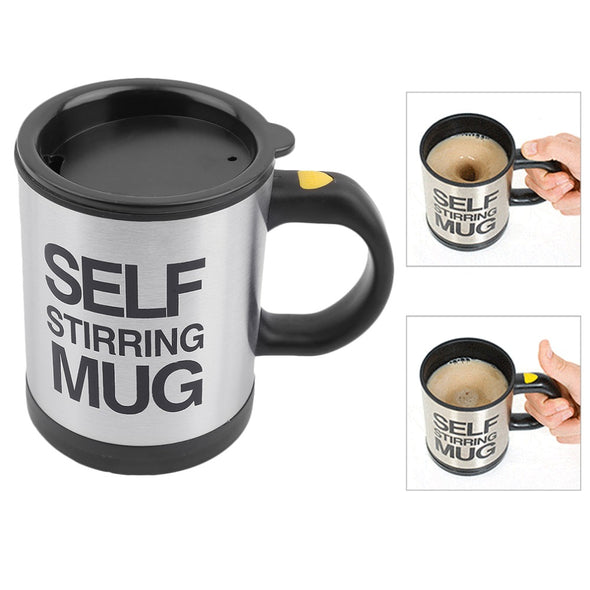 Self Stirring Electric Cooking Tea Cup