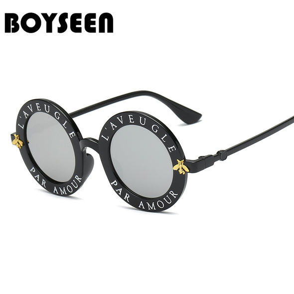 UV400 Retro Round Sunglasses For Women & Men