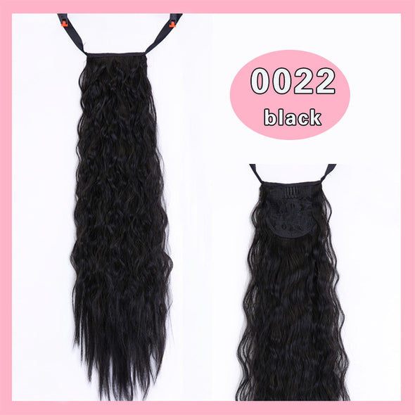 Long Wavy Curly Hair Extensions