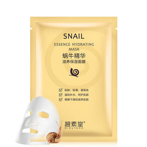 Water Moisturizing And Whitening Facial Mask
