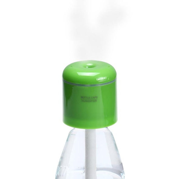Mini Water Bottle Caps Humidifier