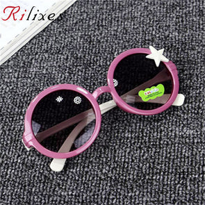 Round Sunglasses For Kids