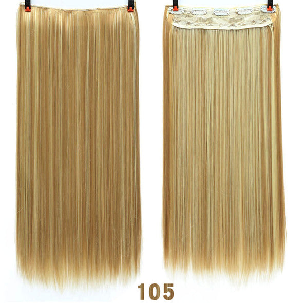 "22"" Long Wavy 2 Clips in Hair Extension"