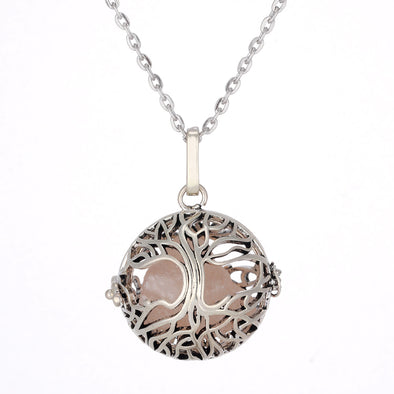 Salt Stone Calm Soothing Relaxing Locket