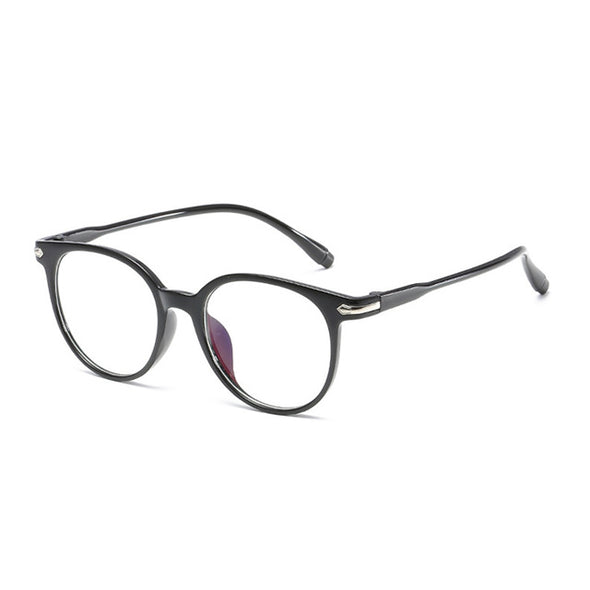 Fashion Glasses Vintage Round Clear Eyeglasses For Women & Men