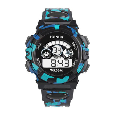Waterproof Digital LED Sports Watch