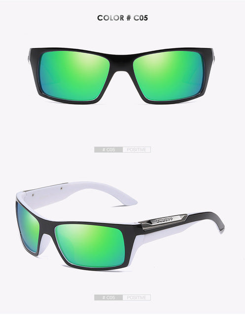 UV400 Polarized Sunglasses For Men