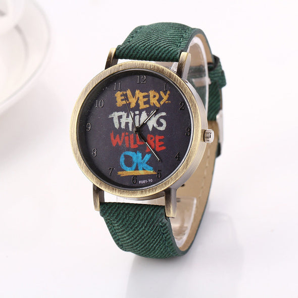 Vintage Bronze Watches for Women
