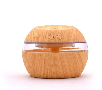Essential Oil Aroma Diffuser with Lamp