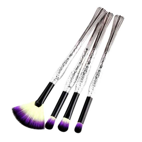 Bird wing Handle Makeup Cosmetics Brushes