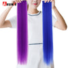 Long Straight Fiber Hair Extensions