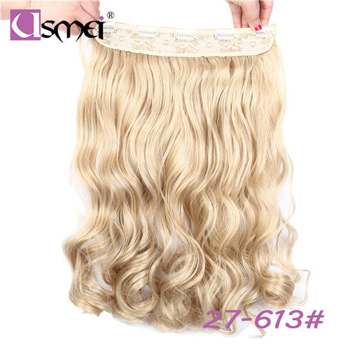 Long Wavy Hair Extension