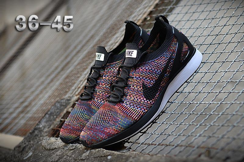Nike Air Zoom Mariah Flyknit Racer - Multicolor