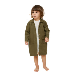 Turtle Coat - Khaki