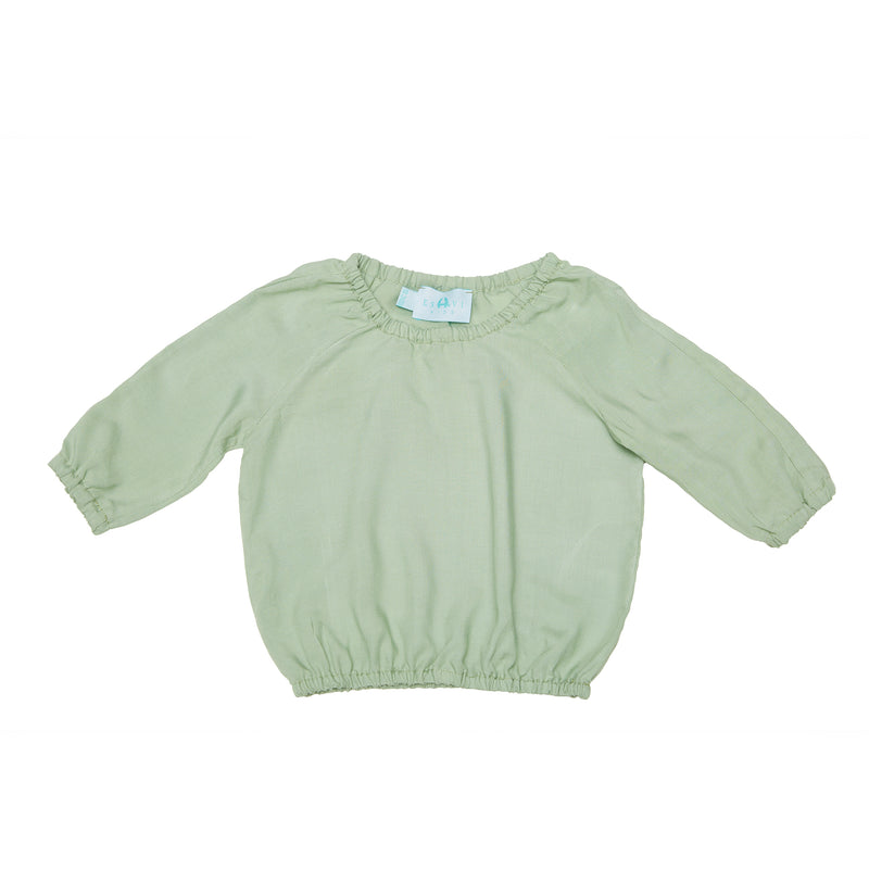Organic Cotton - Mint Summer Shirt