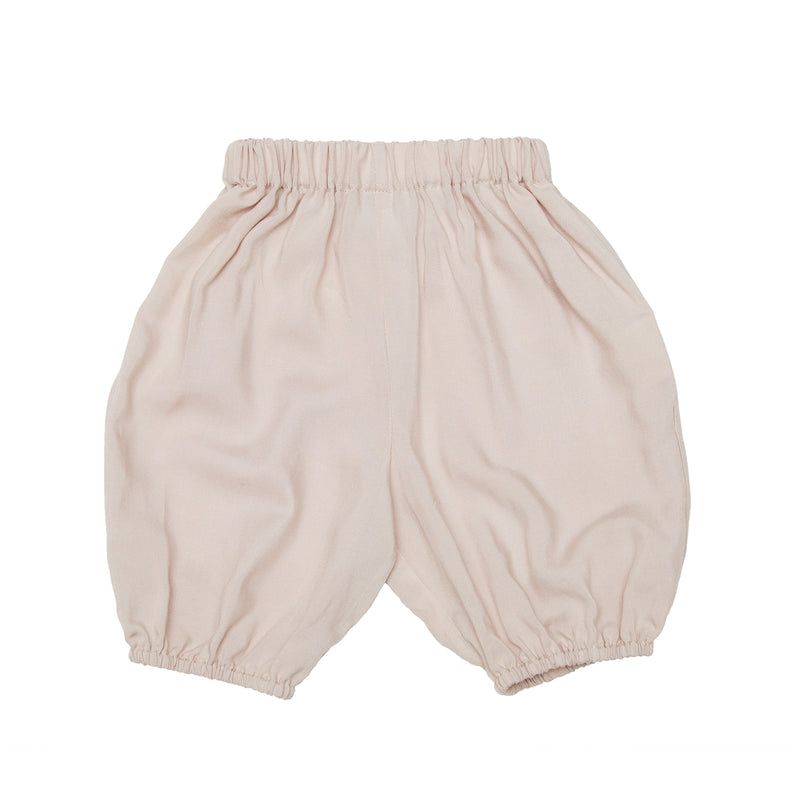 Organic Cotton - Summer Short in Dusty Pink