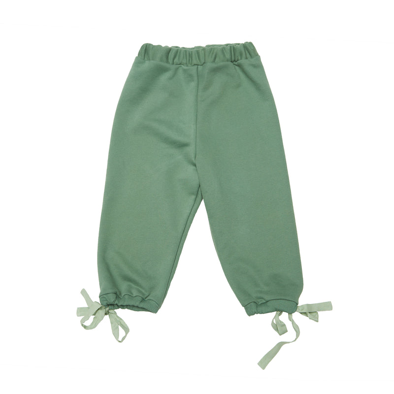 Organic Cotton Pants - Khaki