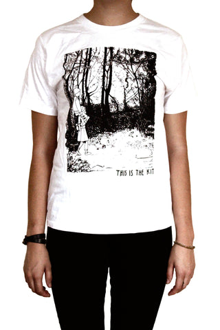 Merch:  This Is The Kit t-shirt (Forest)