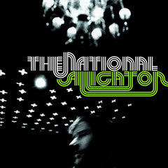 Merch: Alligator by The National (CD version)