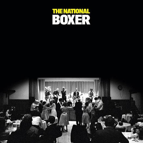 Merch: Boxer by The National (vinyl LP)