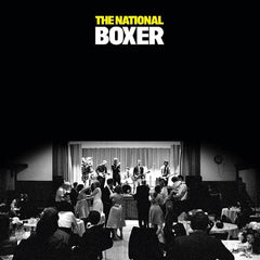 Merch: Boxer by The National (CD version)