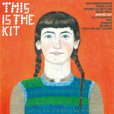 HWY-044: Bashed Out by This Is The Kit (digital)