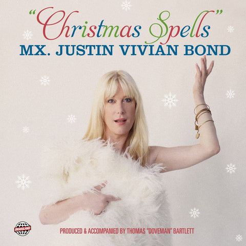 HWY-049: Christmas Spells by Mx. Justin Vivian Bond (digital)